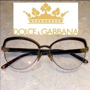 DOLCE & GABBANA Eyeglass Frames